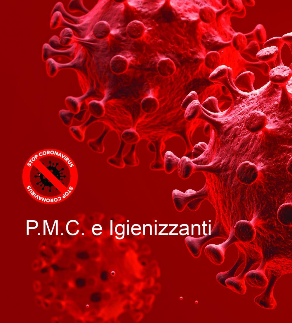 P.M.C., Biocidi e Igienizzanti
