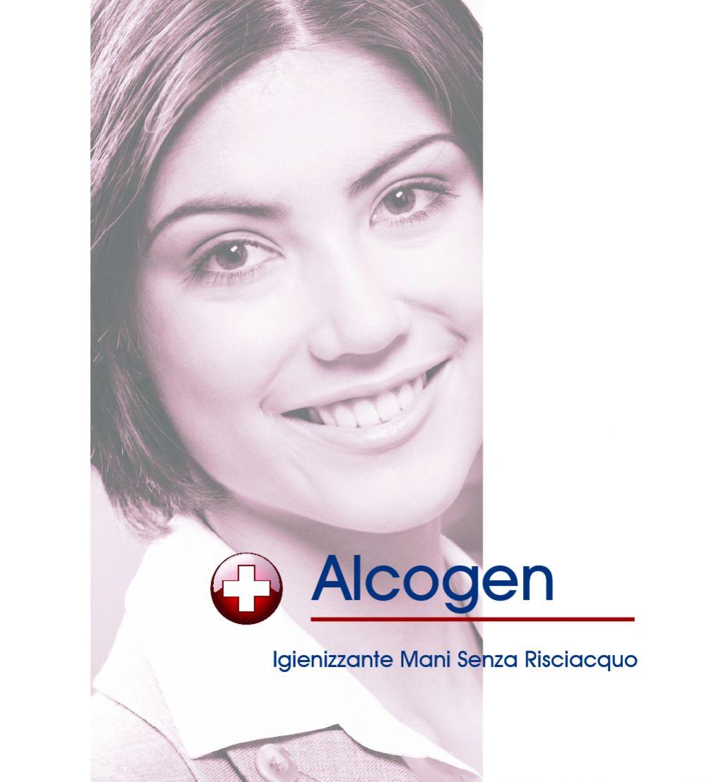 Alcogen Med - Disinfettante mani senza risciacquo