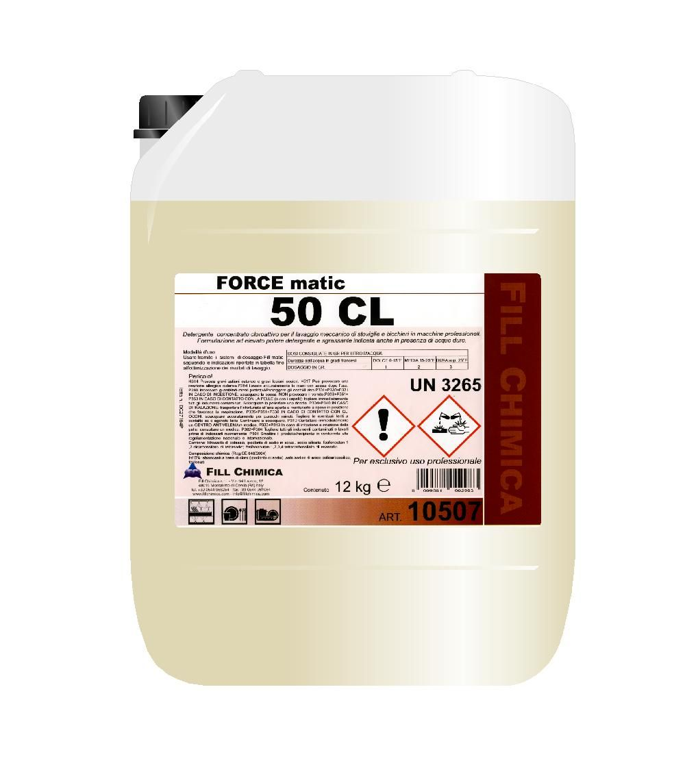 FORCE matic 50 CL kg 12