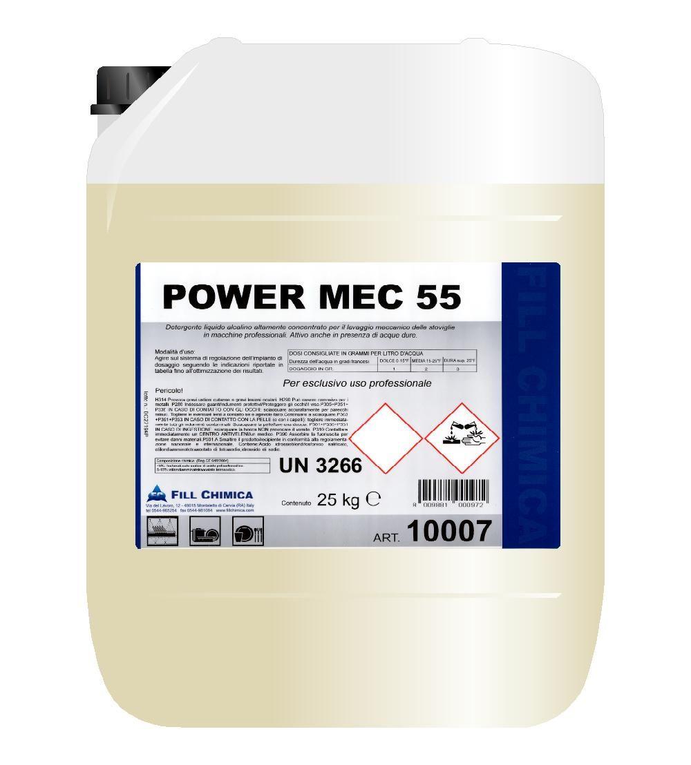POWER MEC 55 kg 25