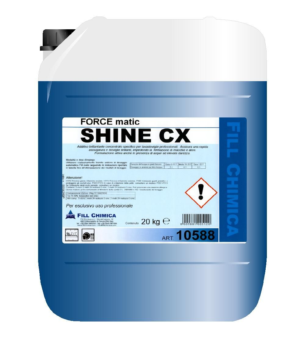 FORCE matic SHINE CX kg 20