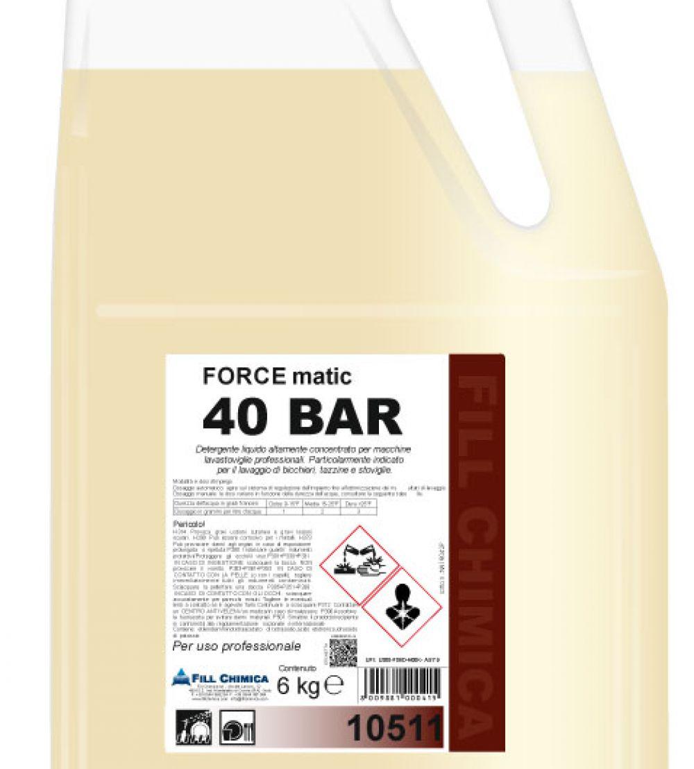 FORCE matic 40 BAR kg 6