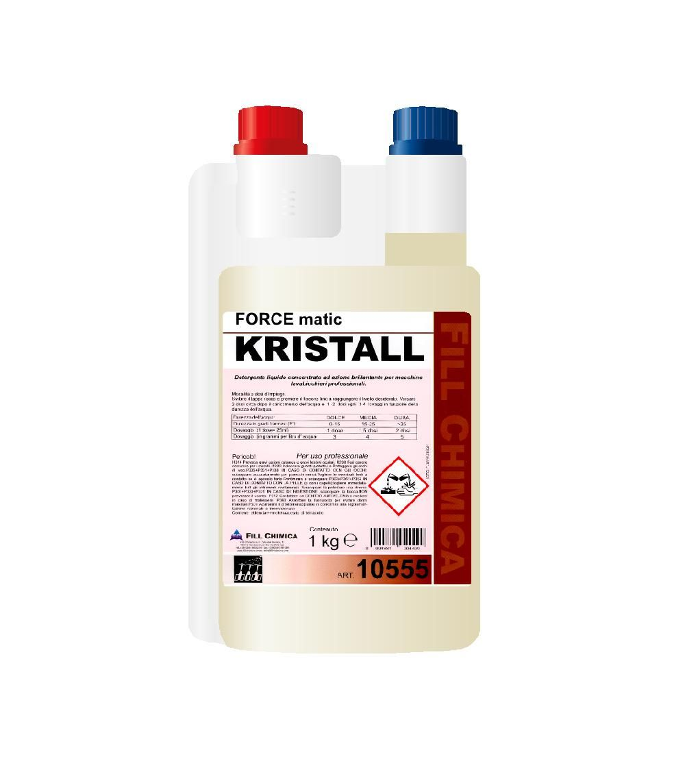 FORCE matic KRISTALL kg 1