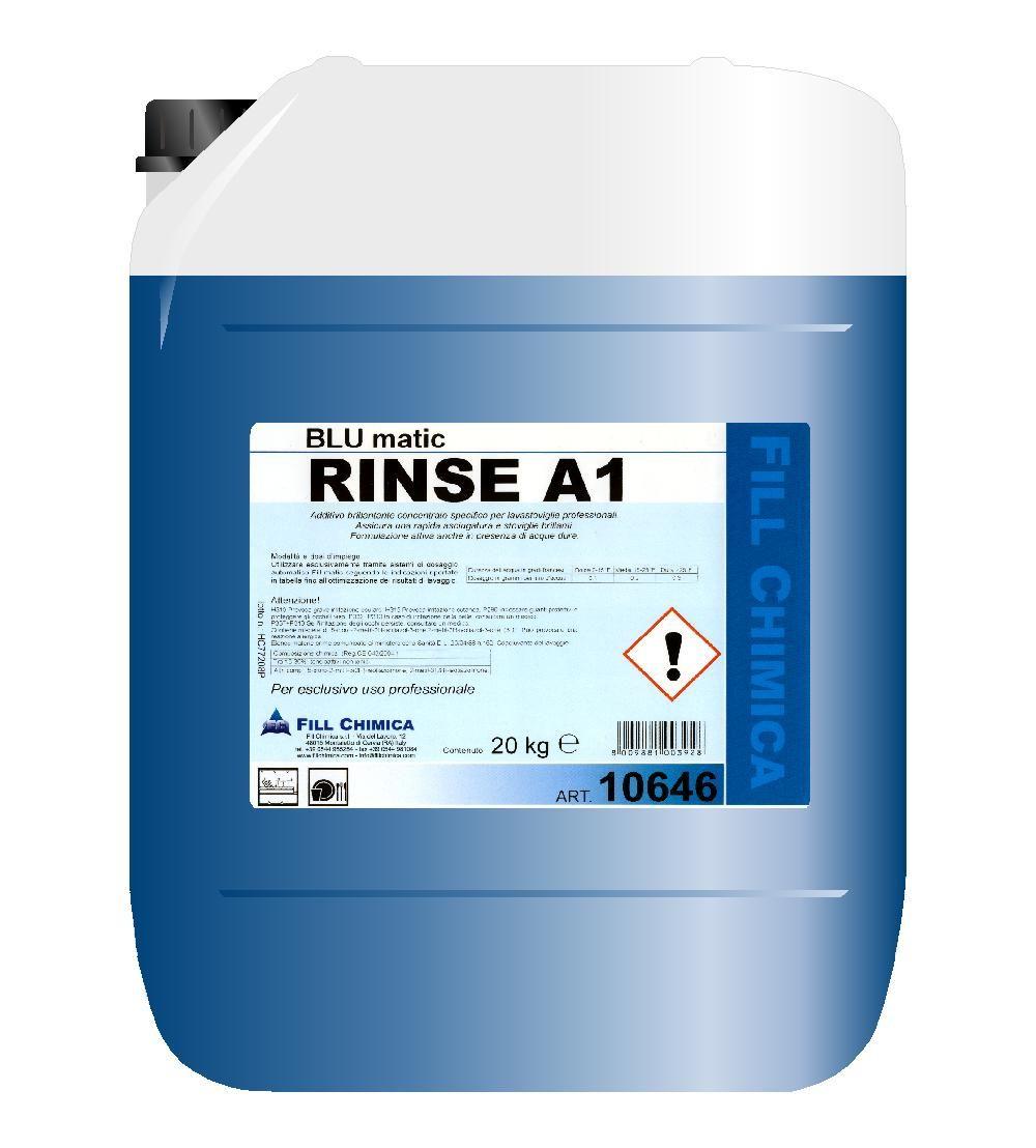 BLU matic RINSE A1 kg 20