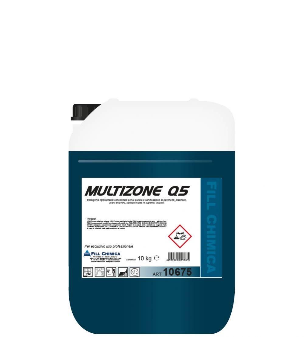 MULTIZONE Q5 kg 10
