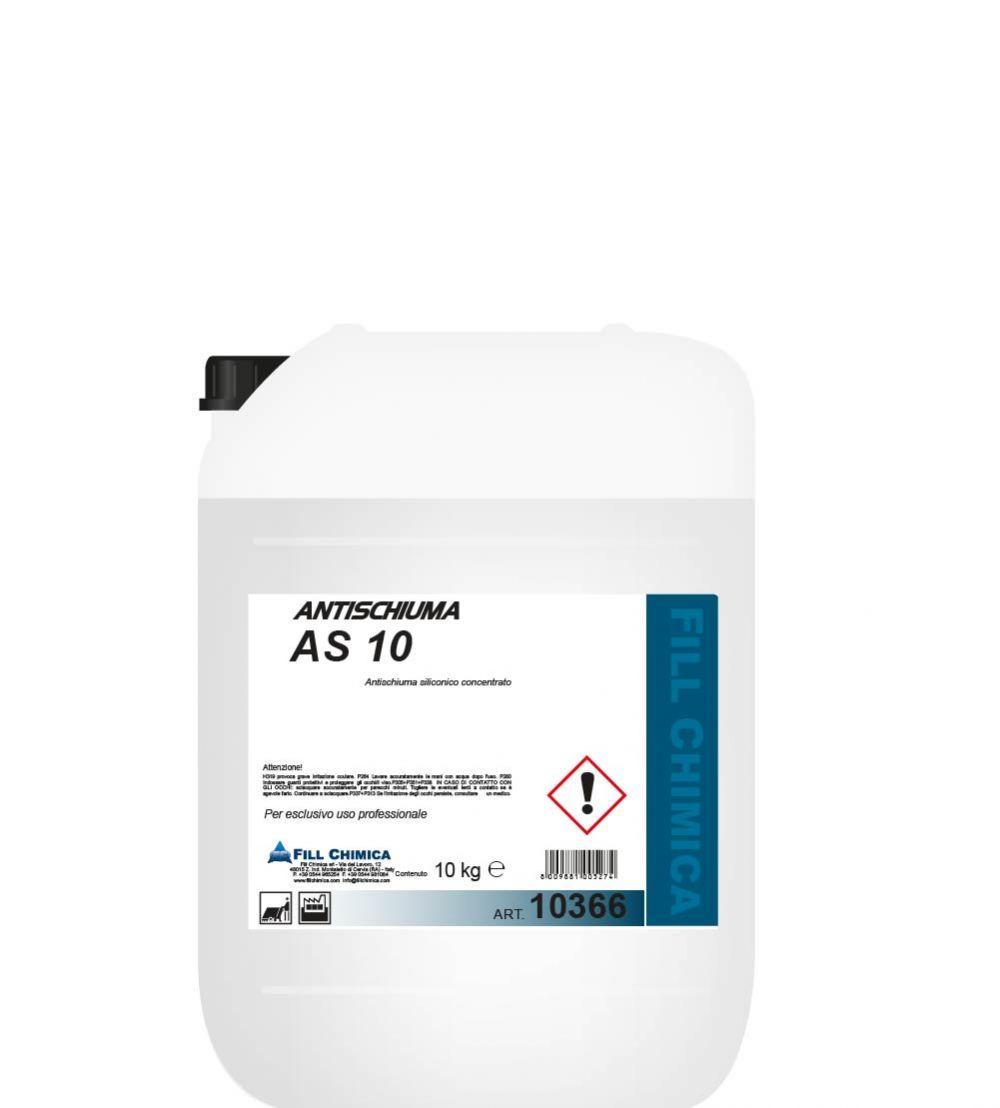 AS-10-ANTISCHIUMA kg 10
