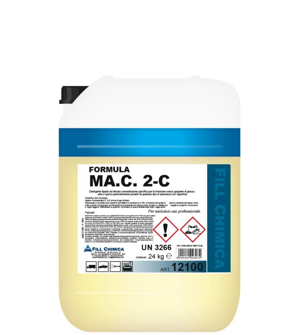 FORMULA MA.C. 2-C kg 24