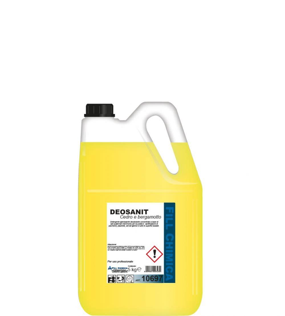 DEOSANIT Cedro e Bergamotto kg 5