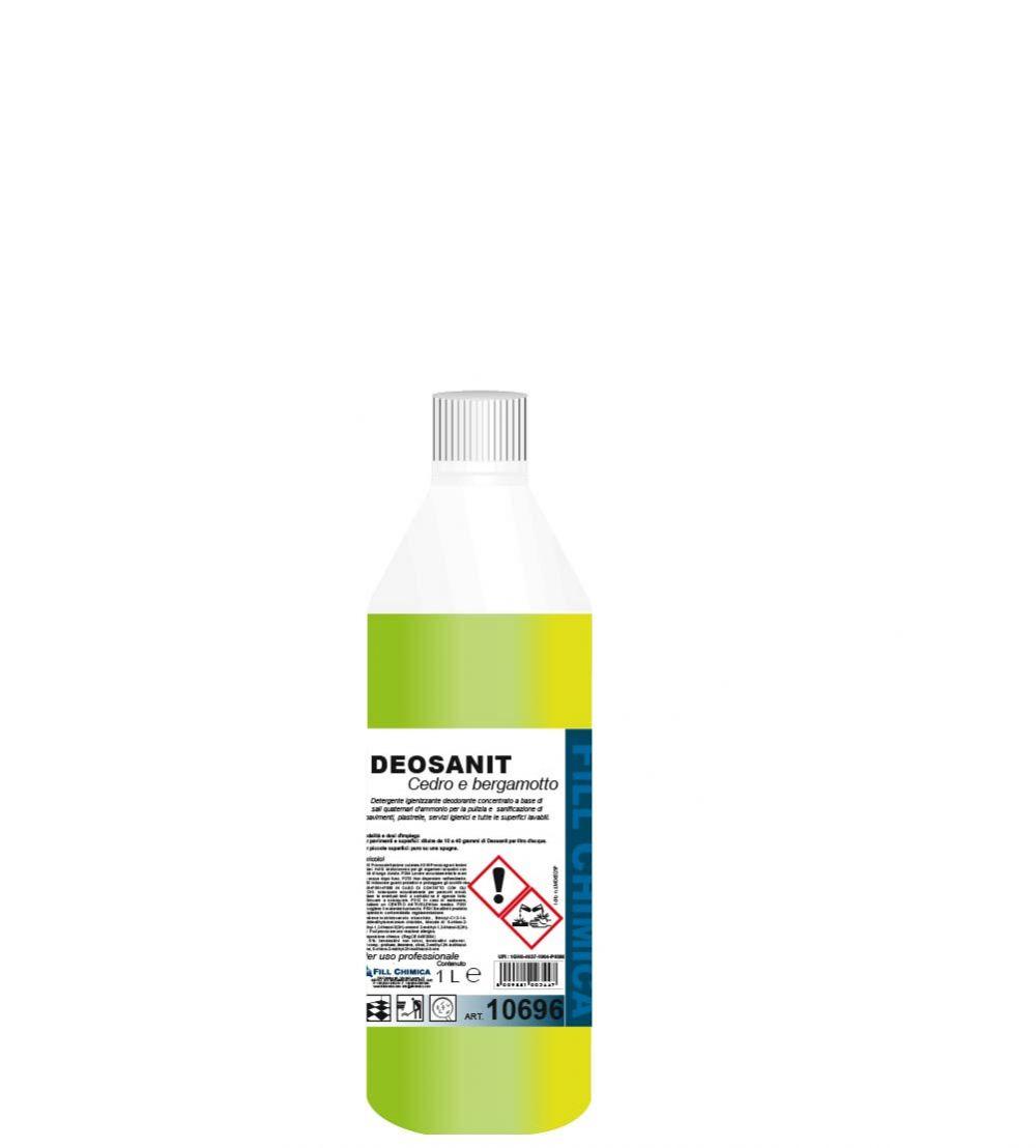 DEOSANIT Cedro e Bergamotto lt 1
