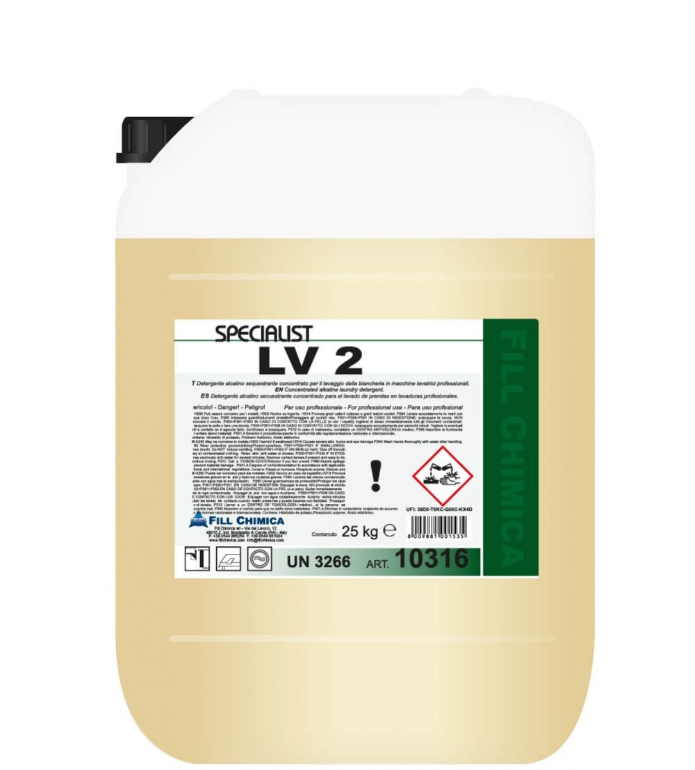 SPECIALIST LV 2 kg 25