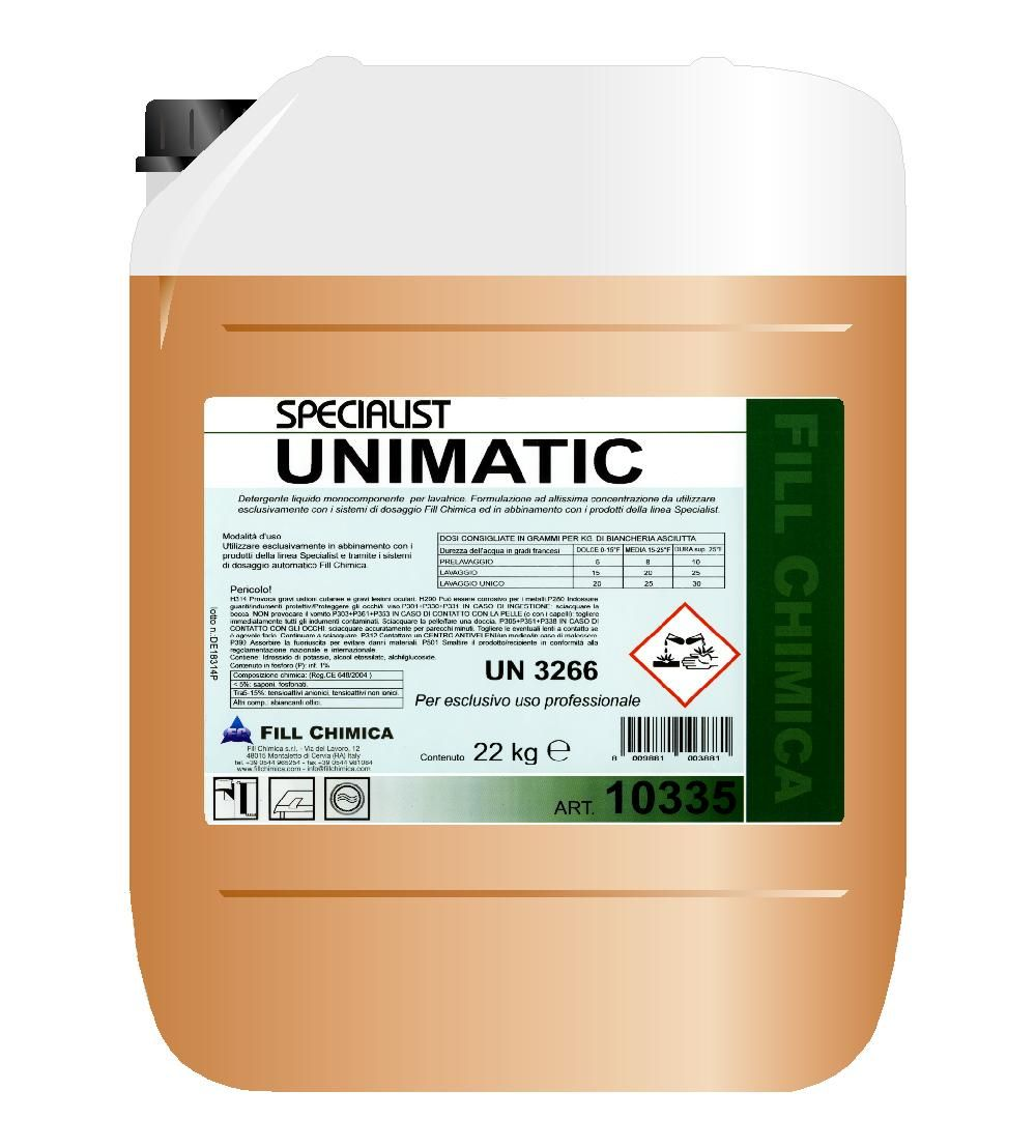 SPECIALIST UNIMATIC kg 22