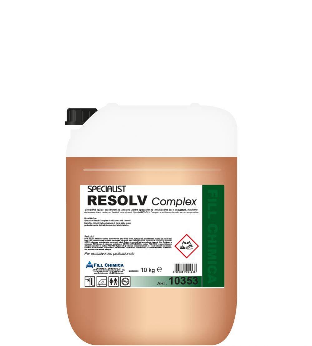 SPECIALIST RESOLV COMPLEX kg 10