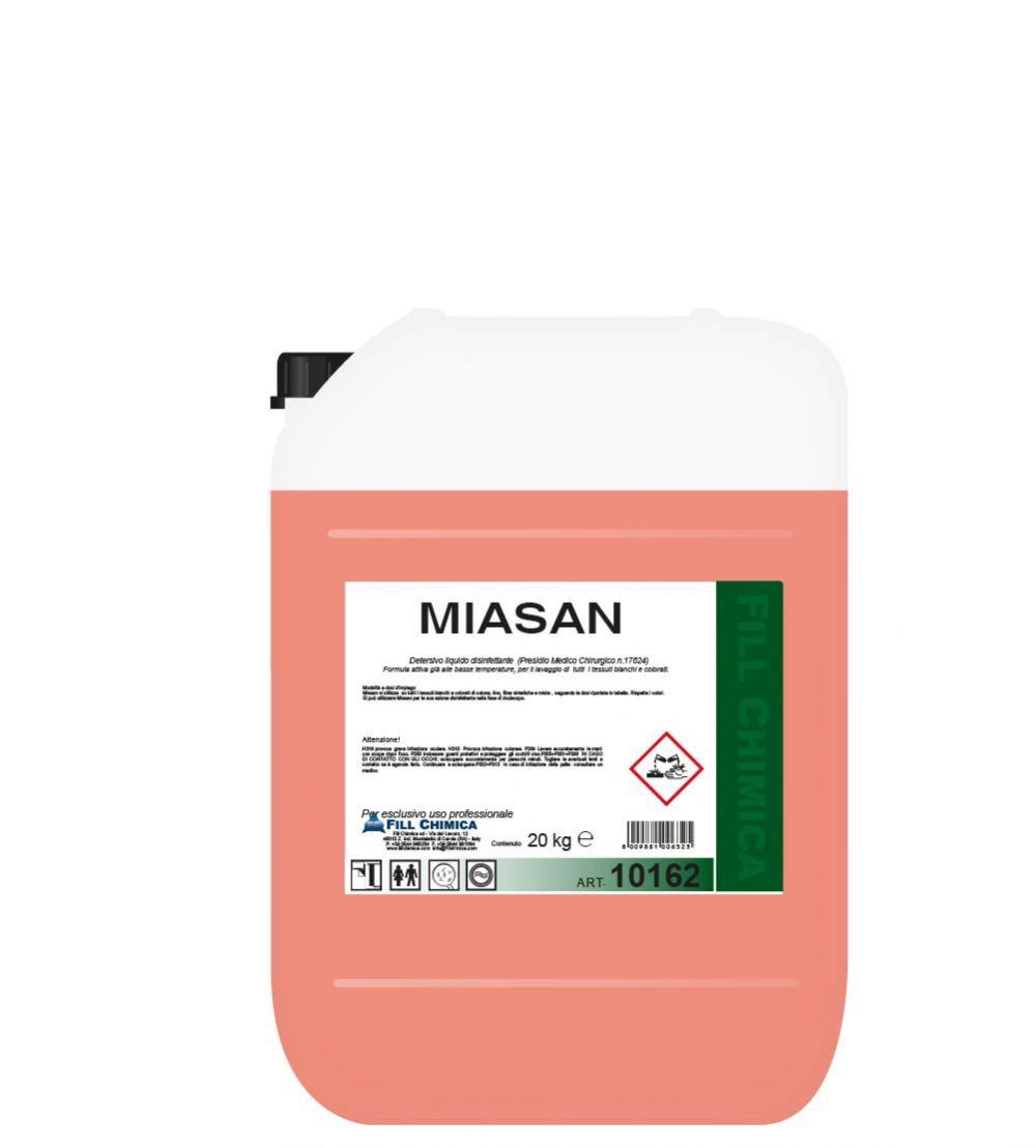 MIASAN - Disinfettante kg 20