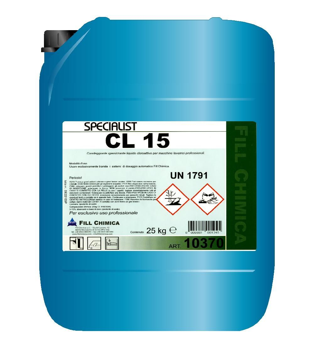 SPECIALIST CL 15 kg 25