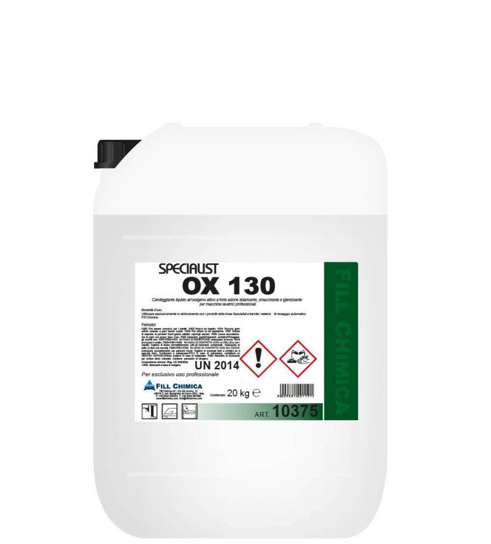SPECIALIST OX 130 kg 20