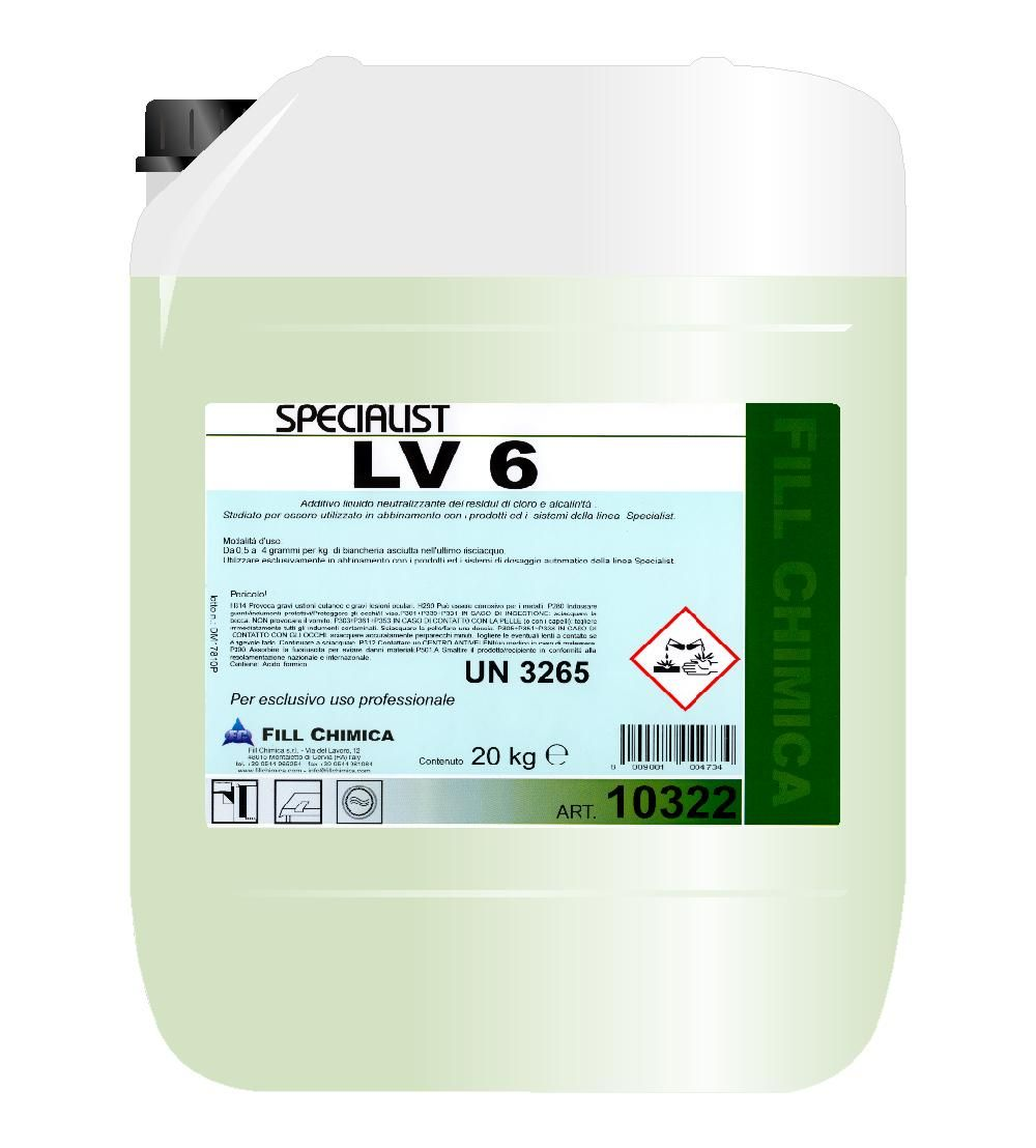 SPECIALIST LV 6 kg 20