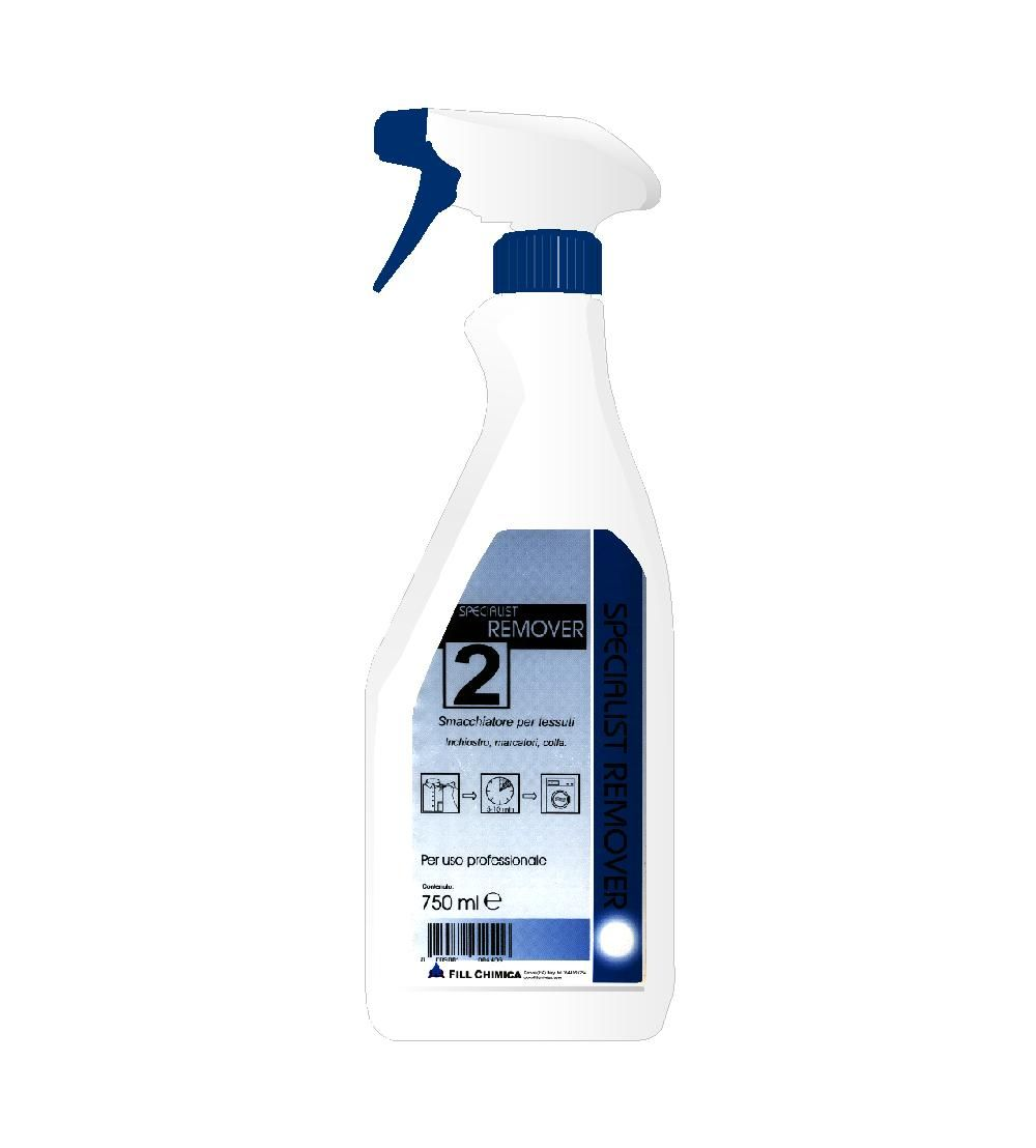 SPECIALIST REMOVER N°2 ml 750