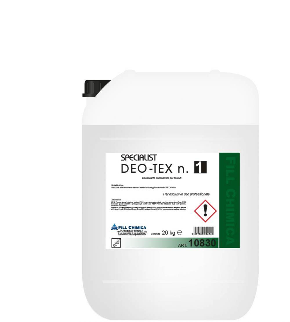 SPECIALIST DEO-TEX N°1 kg 20