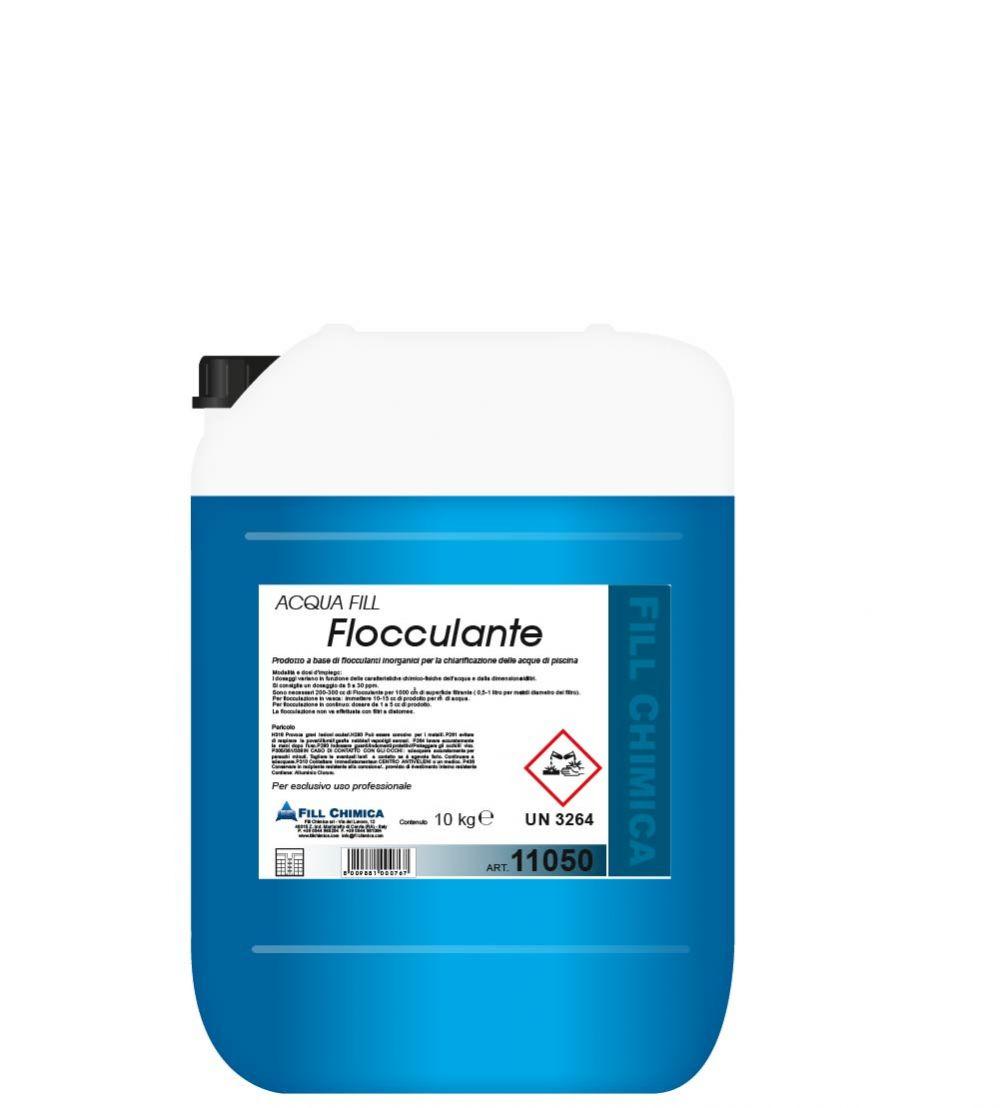FLOCCULANTE kg 10