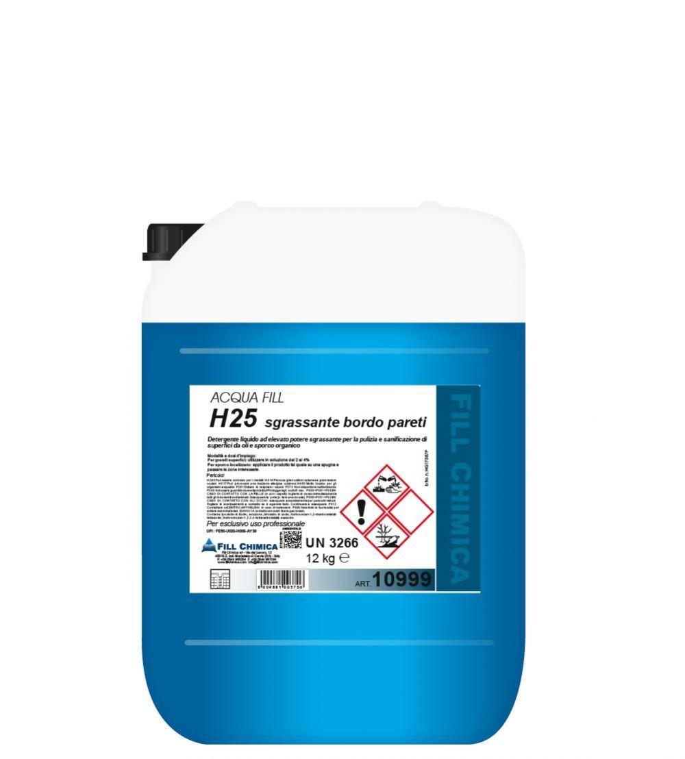 H25 SGRASSANTE BORDO PARETI kg 12