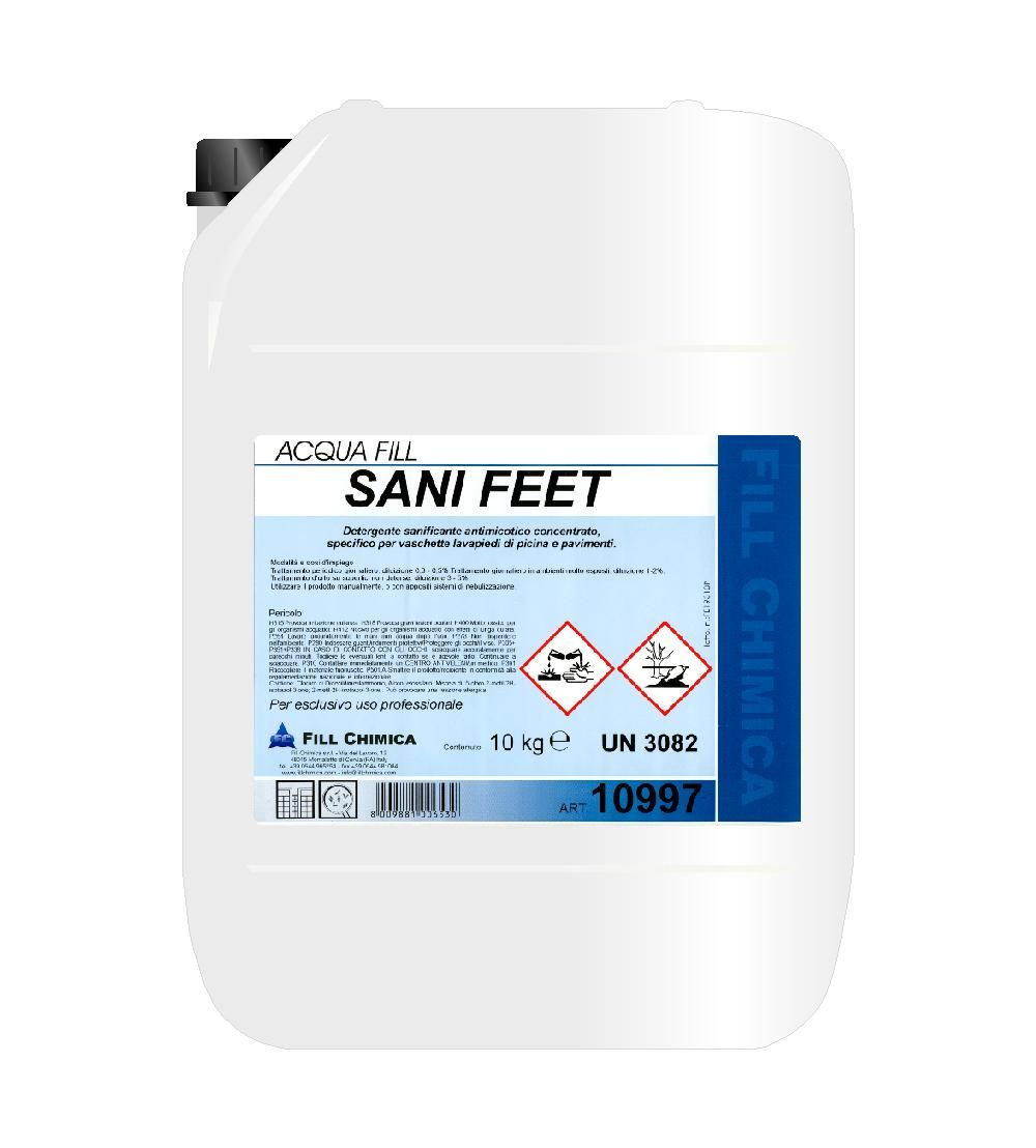 SANI FEET kg 10