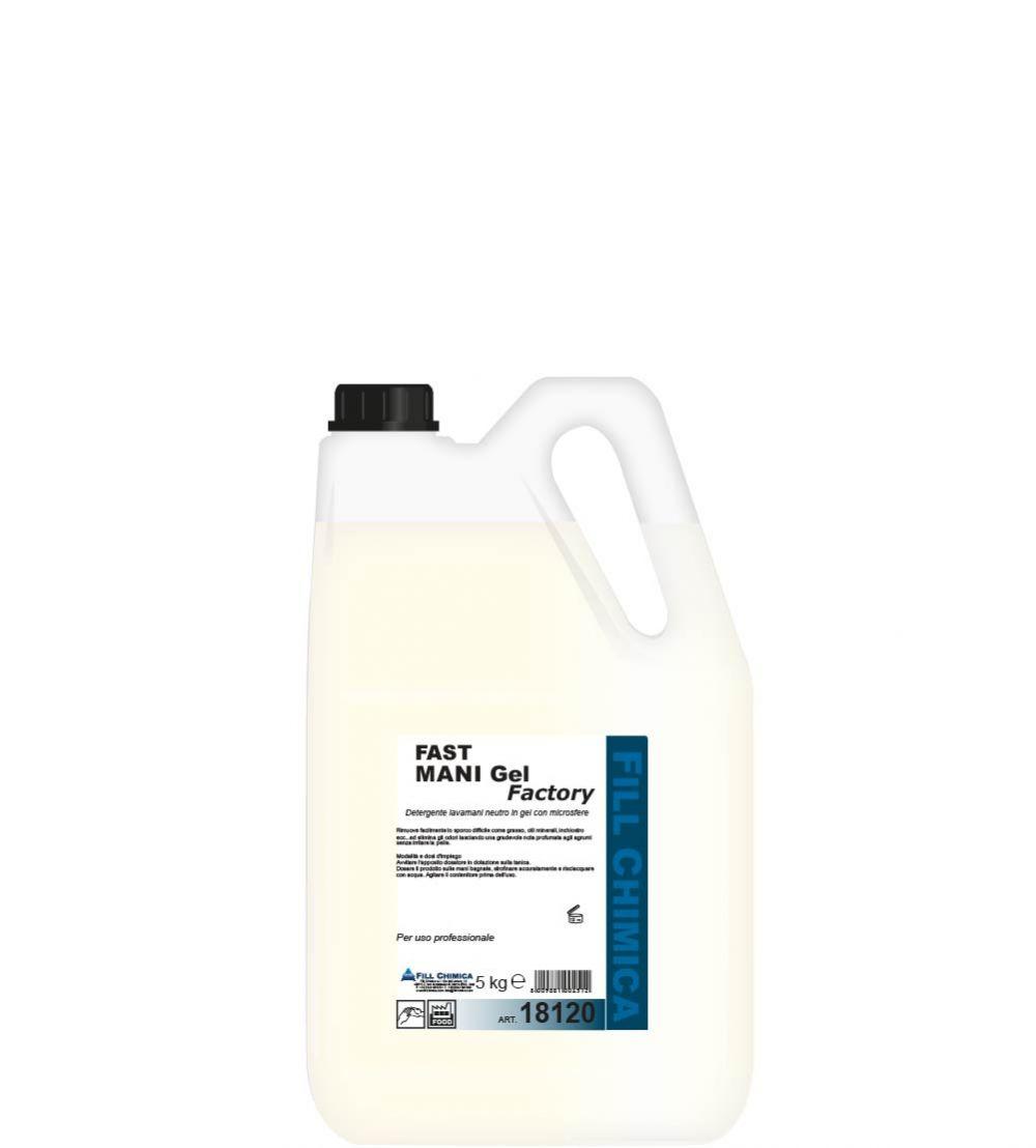 FAST MANI GEL Factory kg 5