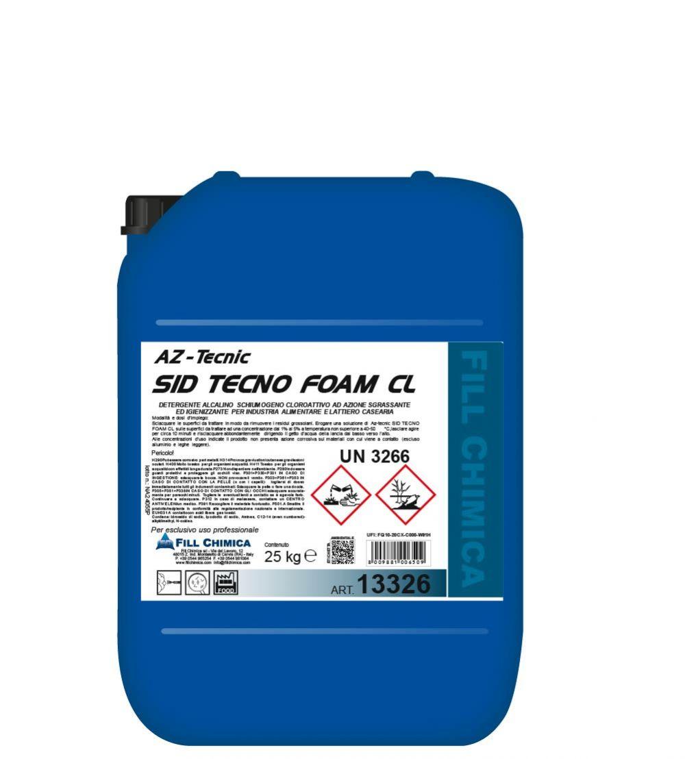 SID TECNO FOAM CL kg 25