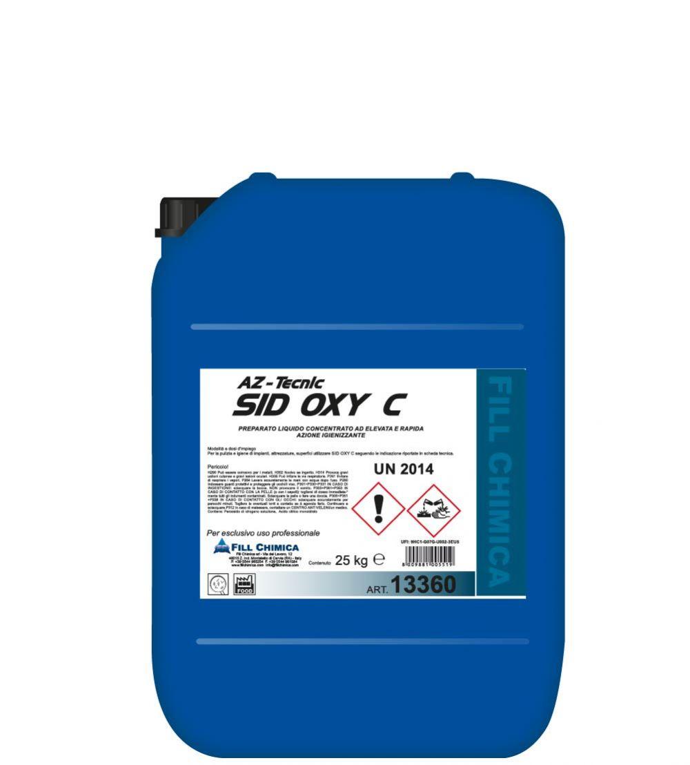 SID OXY C kg 25
