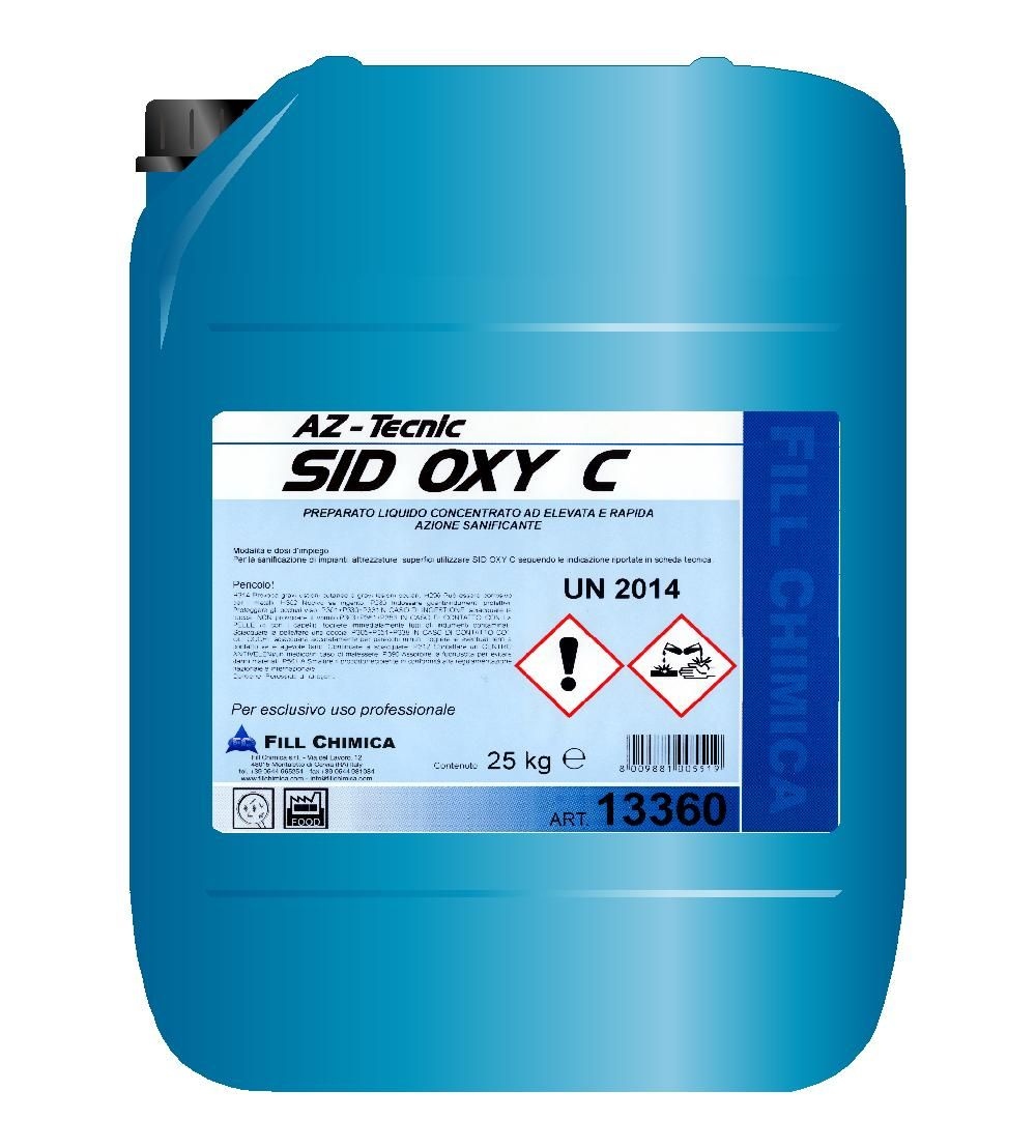 Az-Tecnic SID OXY C kg 25