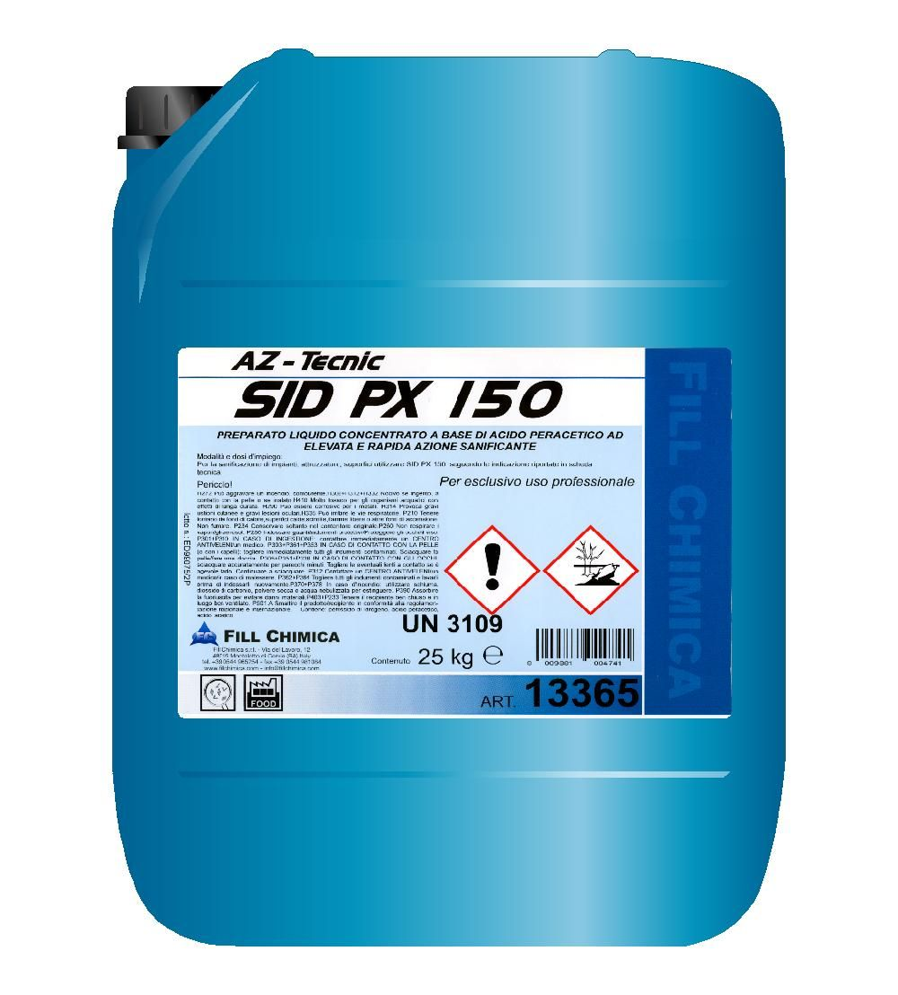 SID PX 150 kg 25