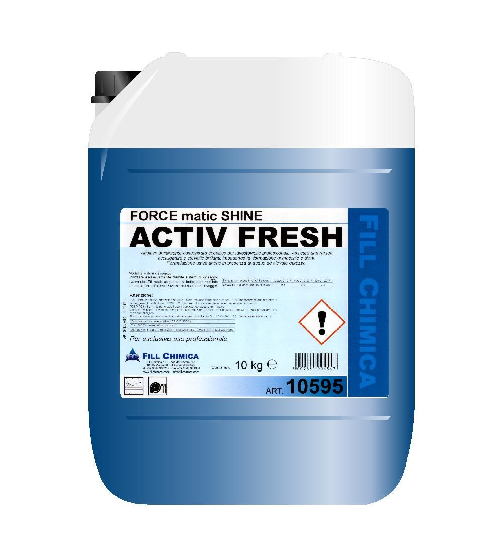 FORCE matic SHINE ACTIVE FRESH kg 10