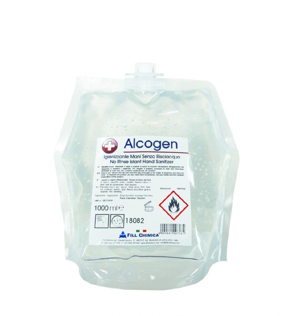 Alcogen Sacca ml 1000