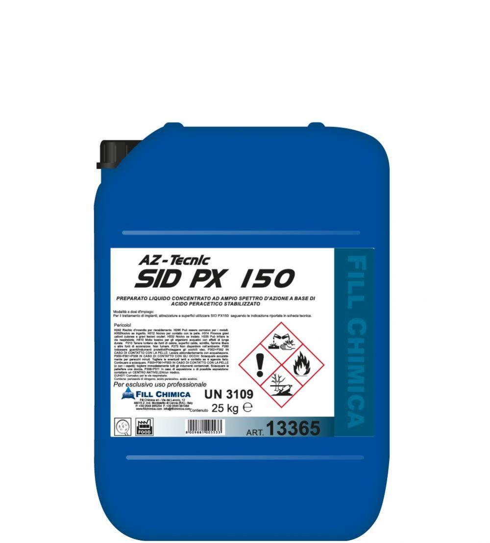 Az-Tecnic SID PX 150 kg 25
