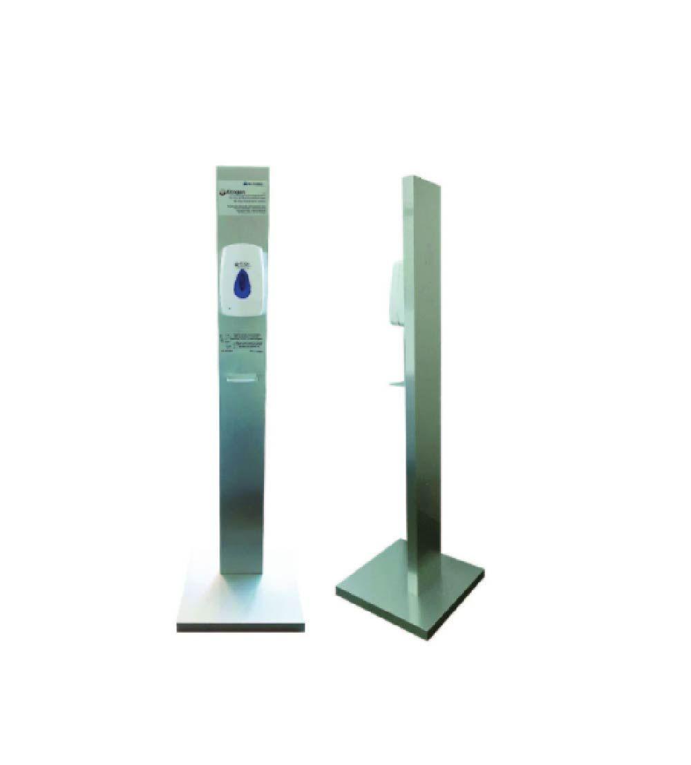 Piantana Alcogen In Alluminio Composito